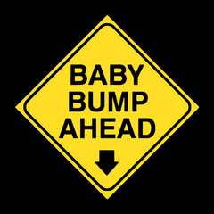 Baby Bump Ahead