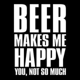 Beer Makes Me Happy