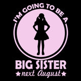 I'm Going To Be a Big Sister Next...