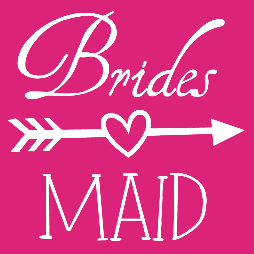 Bridesmaid Arrow