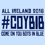 Dublin #COYBIB, Come On You Boys In Blue