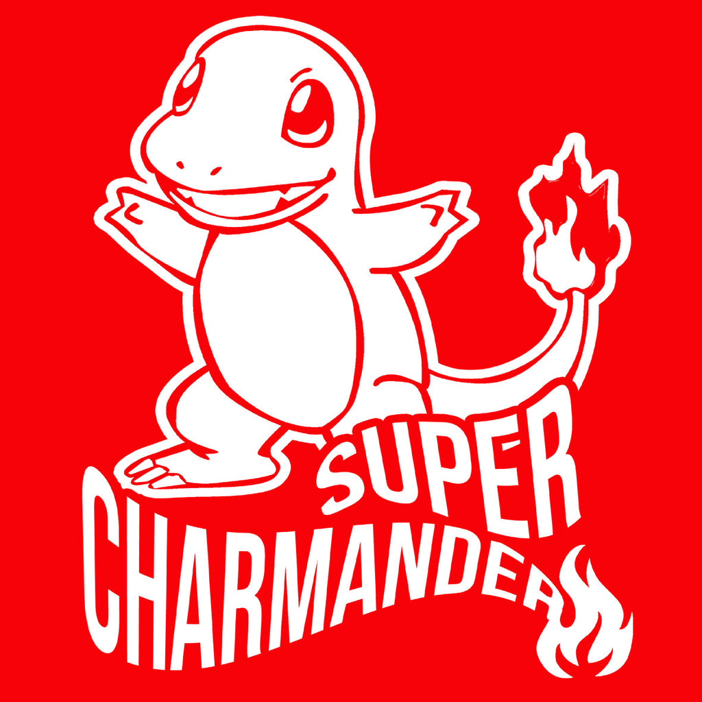 Pokemon Super Charmander