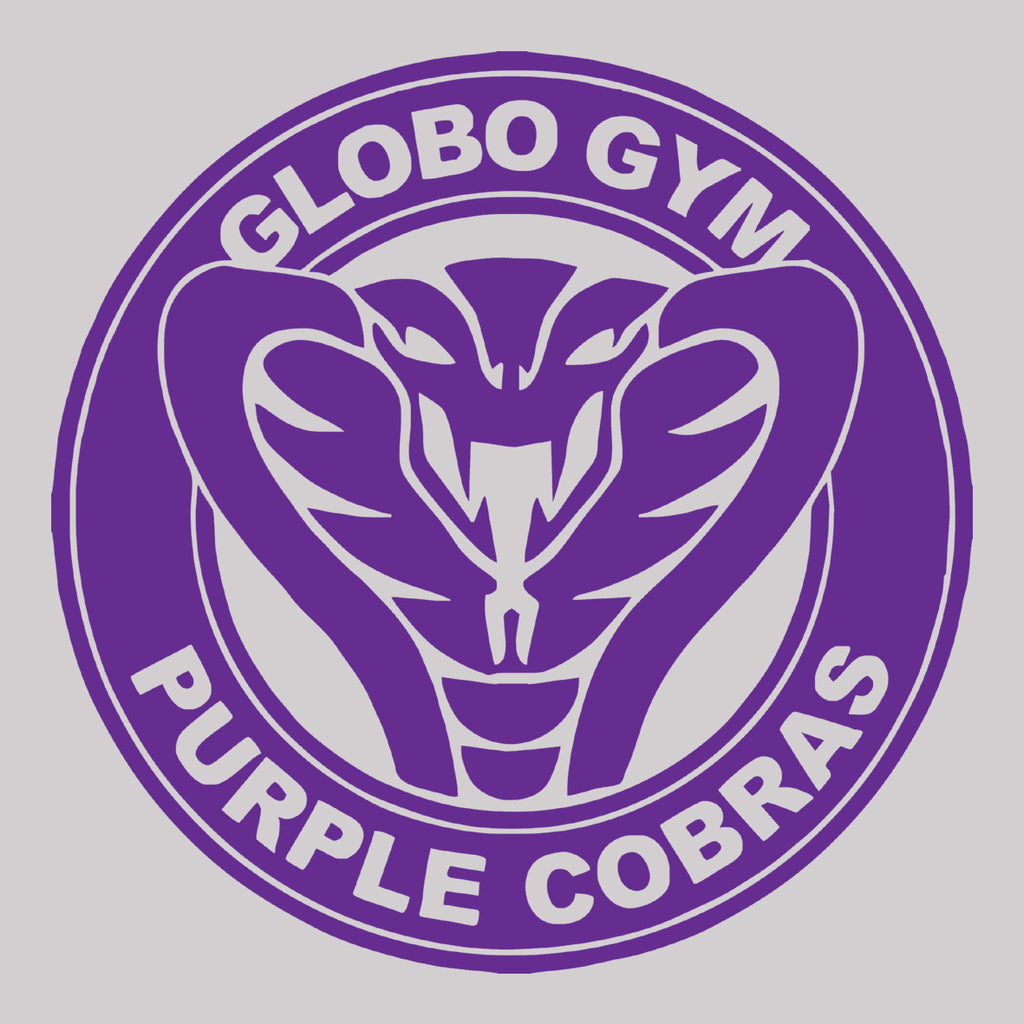 Globo Gym Purple Cobras