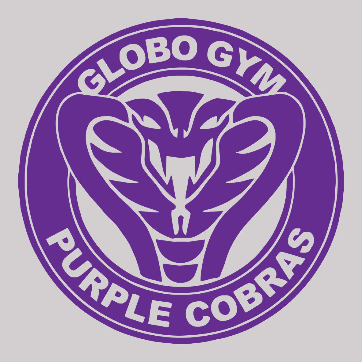 globo gym purple cobras central t shirts rh centraltshirts com globo gym purple cobras logo globo gym purple cobras logo vector