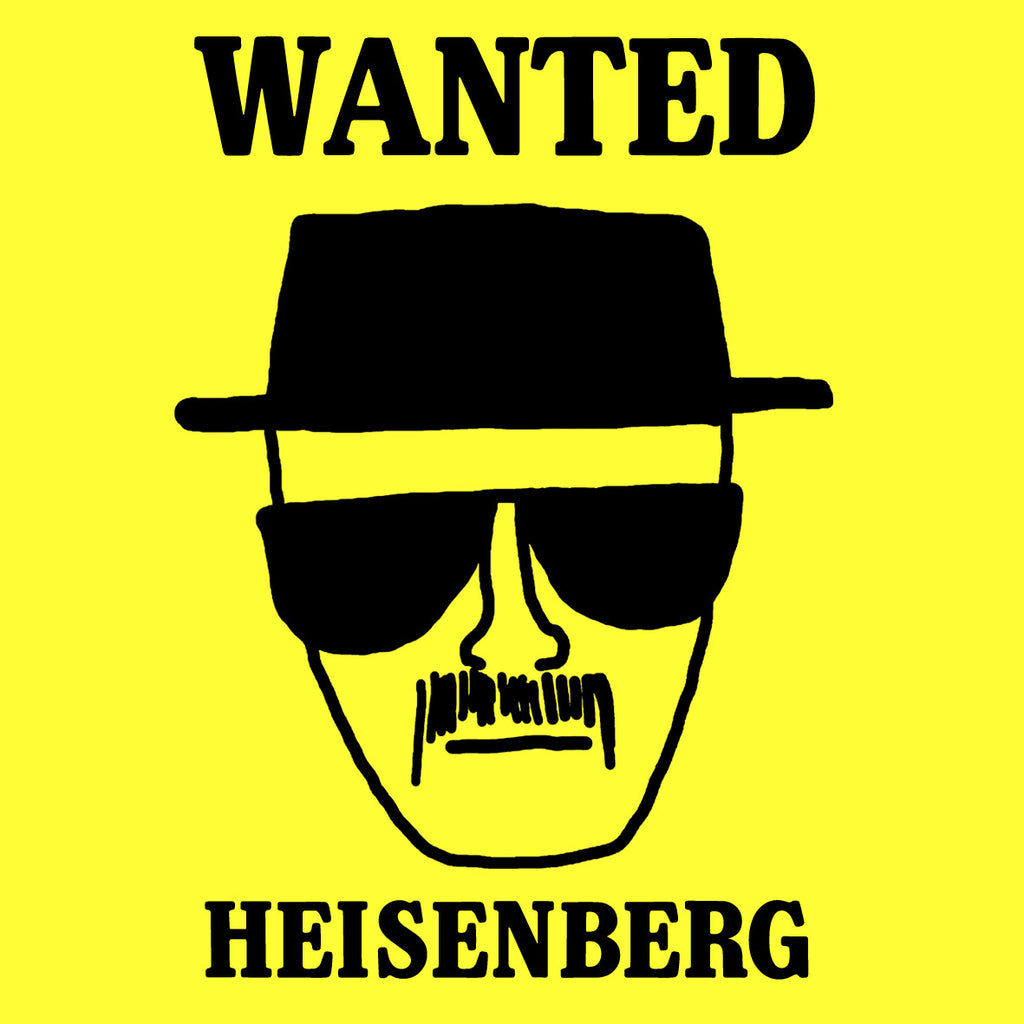 Breaking Bad Heisenberg Wanted