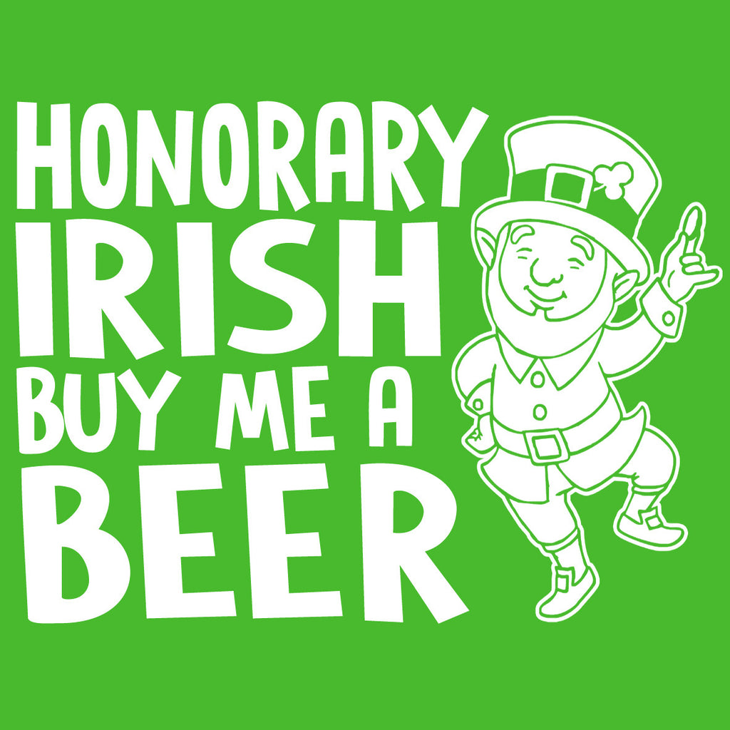 Honorary Irish, Buy Me A Beer