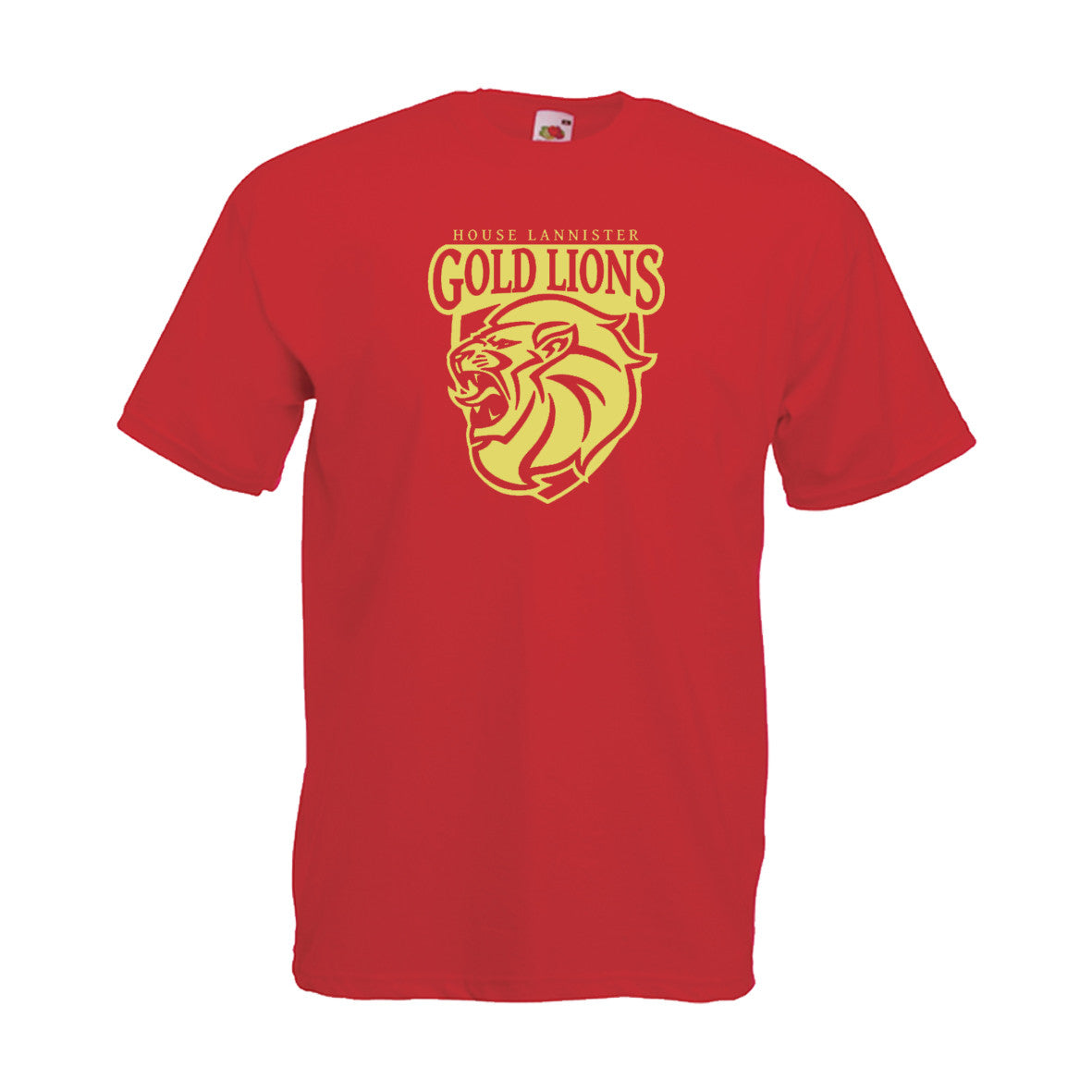 House Lannister Gold Lions