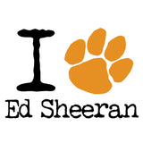 Ed Sheeran I LOVE