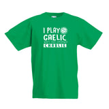 I Play Gaelic What's Your Superpower