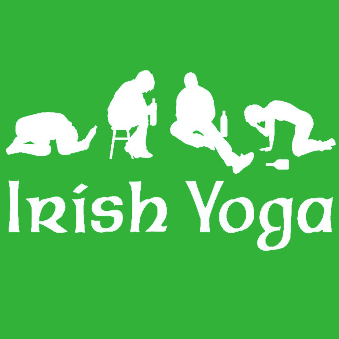Rec Center Offers Post St. Patrick's Day Hungover Irish Yoga