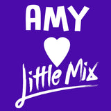 Little Mix Name & Heart
