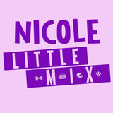 Little Mix Name Logo