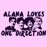 Loves One Direction