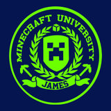 Minecraft University Creeper