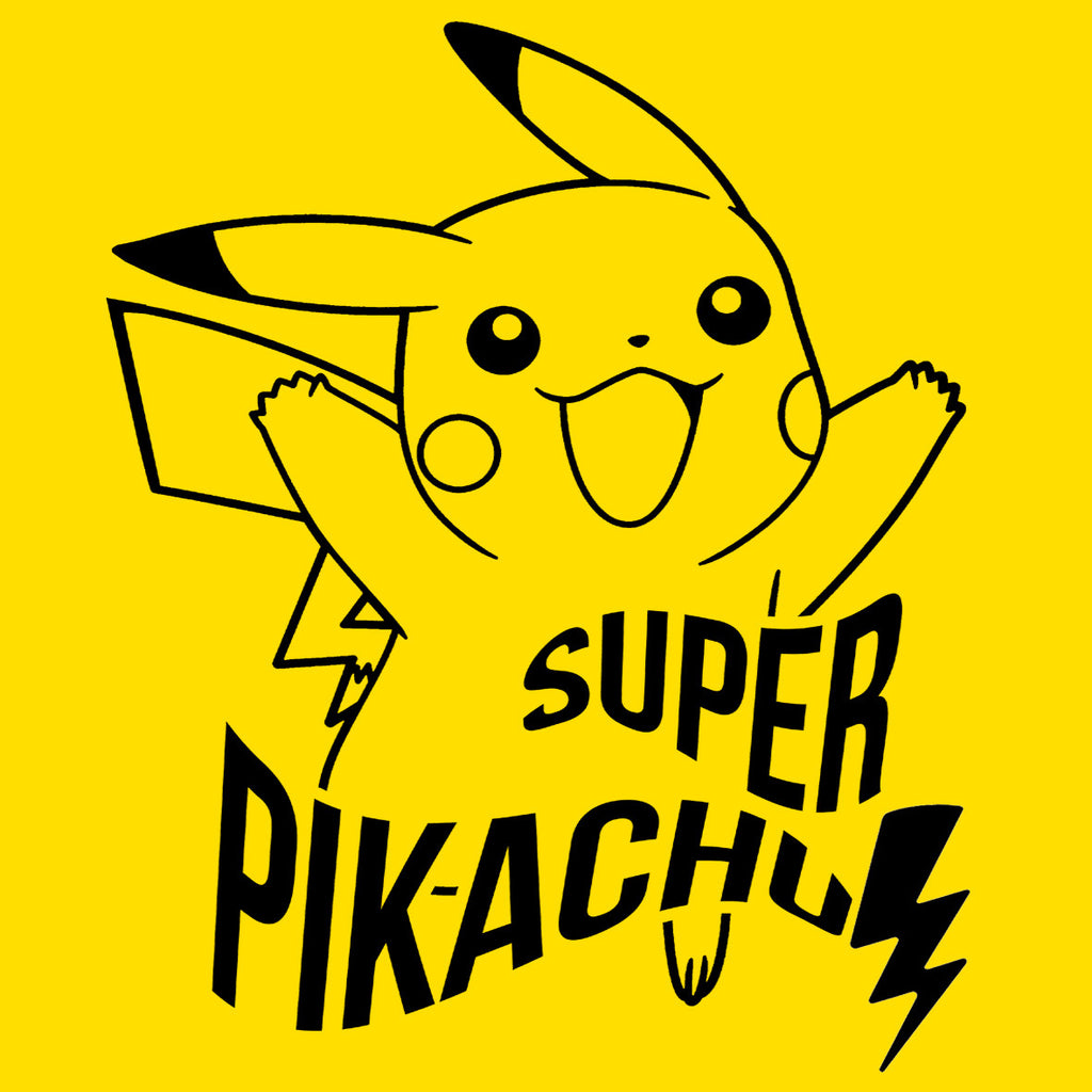 Pokemon Super Pikachu