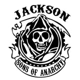Sons of Anarchy with name