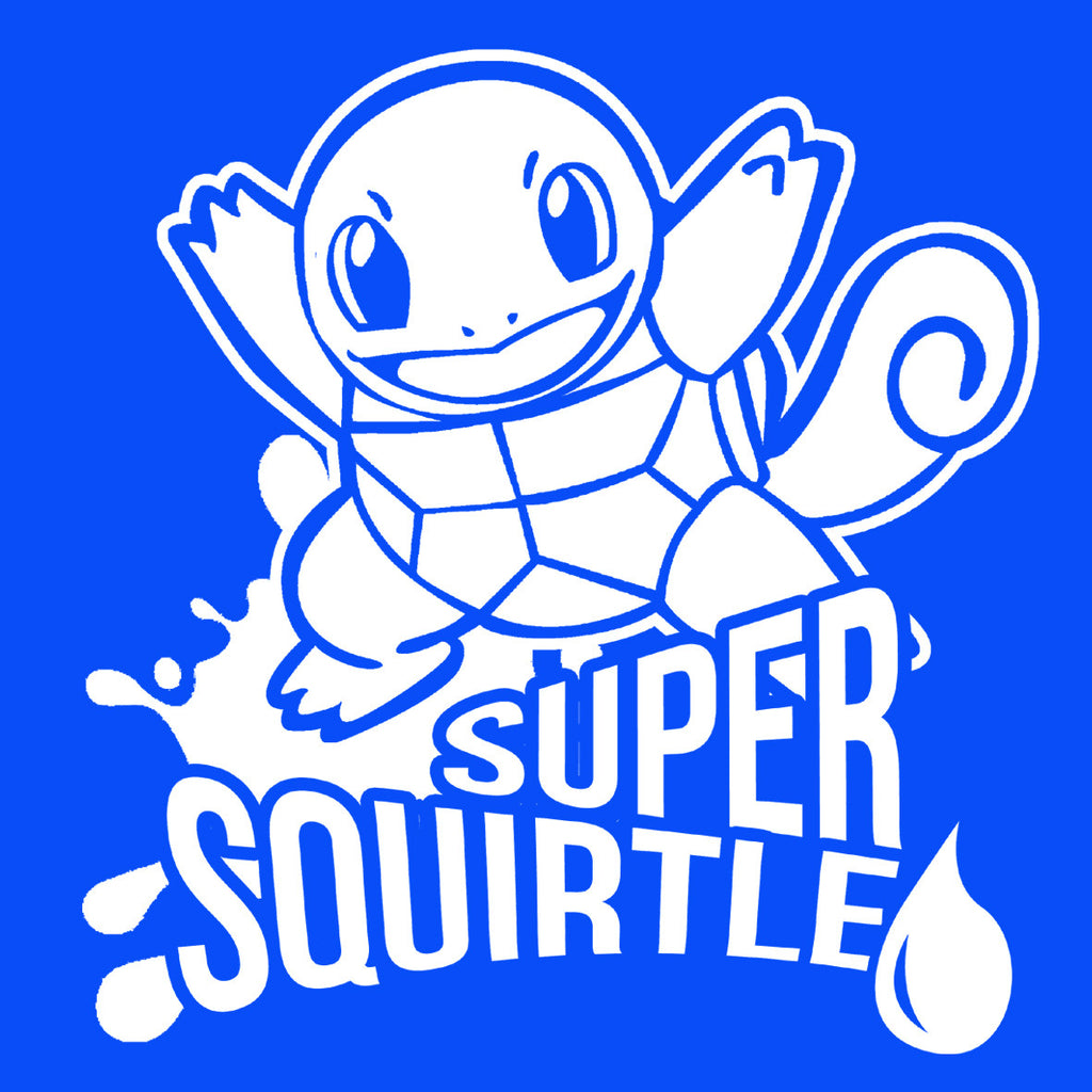 Pokemon Super Squirtle
