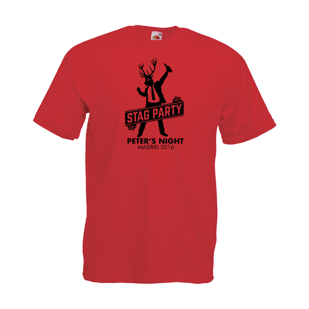Stag Party Stag Design