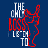 The Only Boss Bruce Springsteen