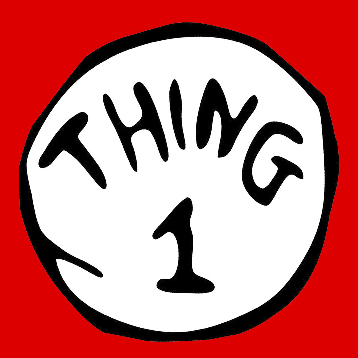 Thing 1 Central T Shirts