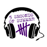 headphones 5sos