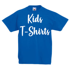 Design Your Own Custom Kids T-Shirt