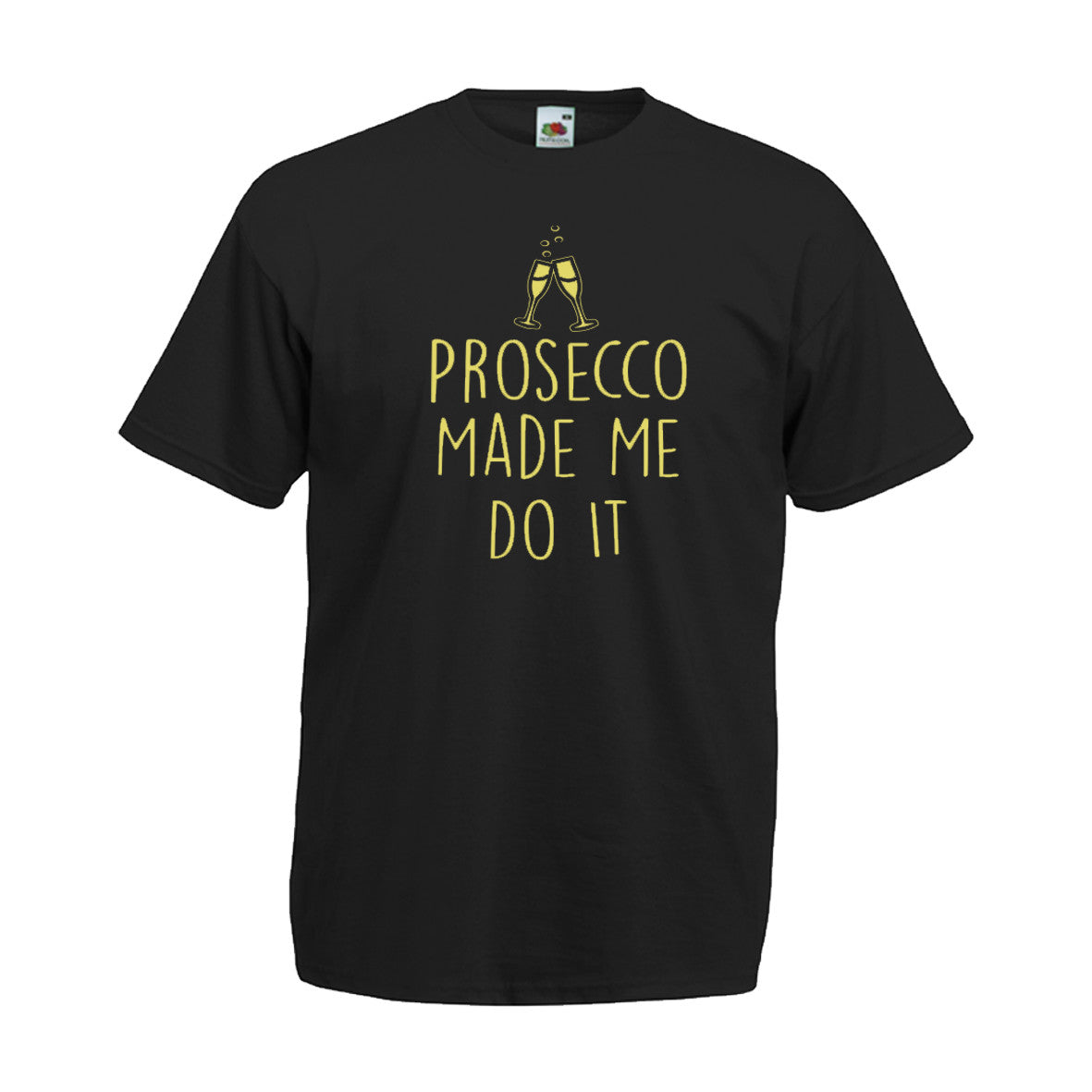 Prosecco Made Me Do It