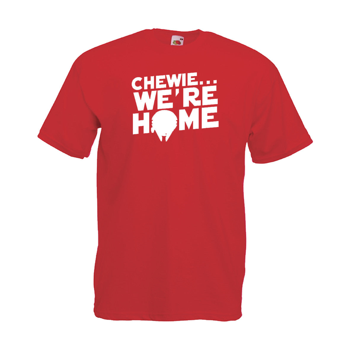 5c188f83 We're Home Chewie – CENTRAL T-SHIRTS