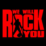 Freddie Mercury We Will Rock You