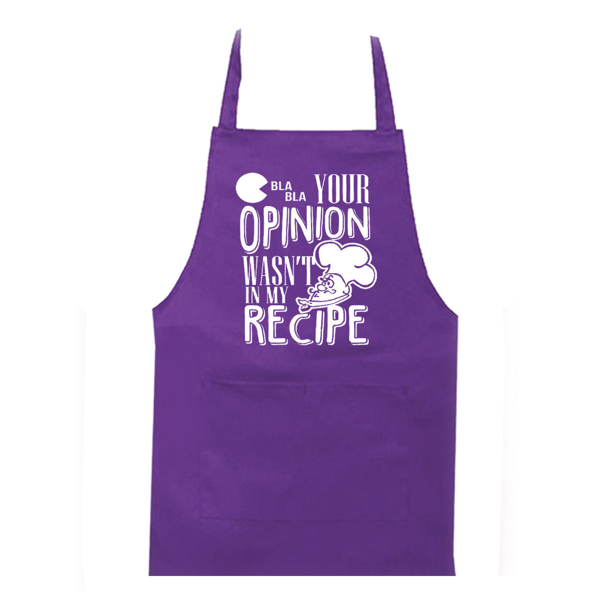 Your Opinion Wasn't In My Recipe