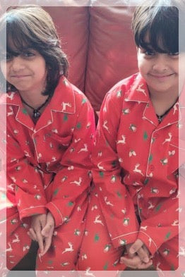 Matching Pajamas for Brothers. Shop!