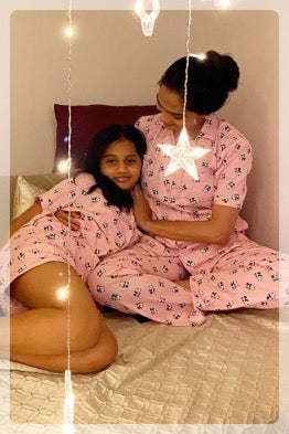 Mother Daughter Matching Nightsuits. Shop!