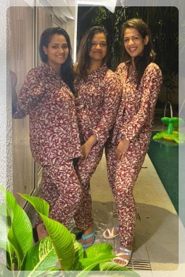 Matching Night Suits for Sisters, Cousins & More. Shop!