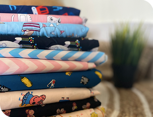 100+ Printed Fabrics to Choose From. Shop!