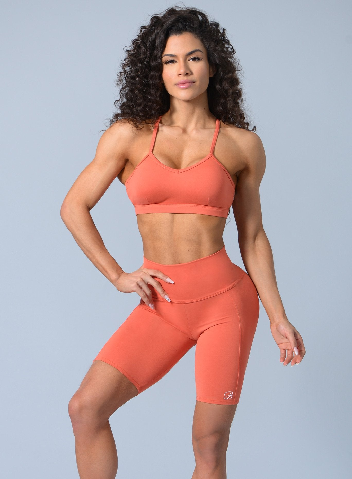 Pumped Sports Bra