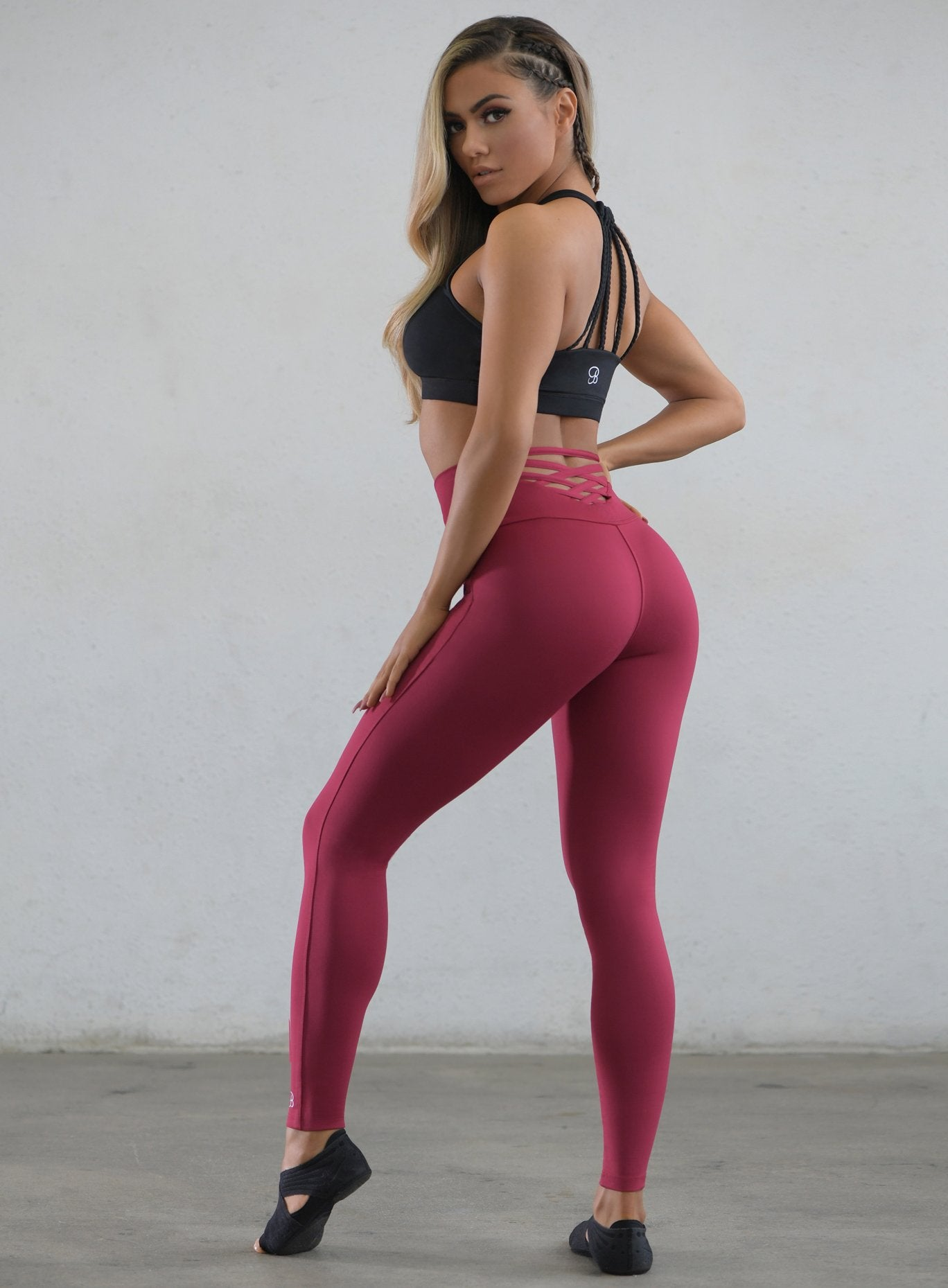 Sexy Back Leggings