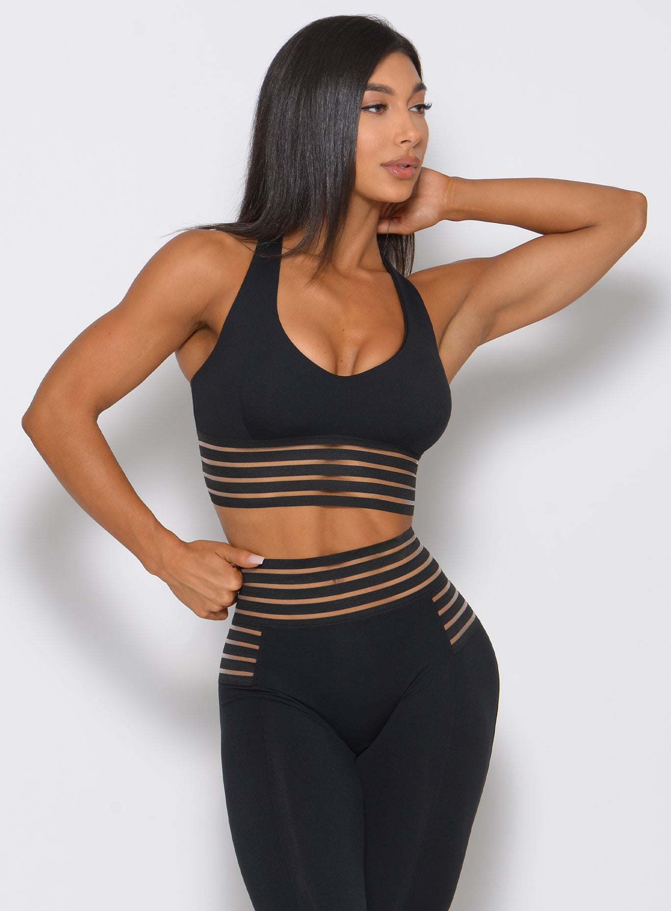Statement Sports Bra
