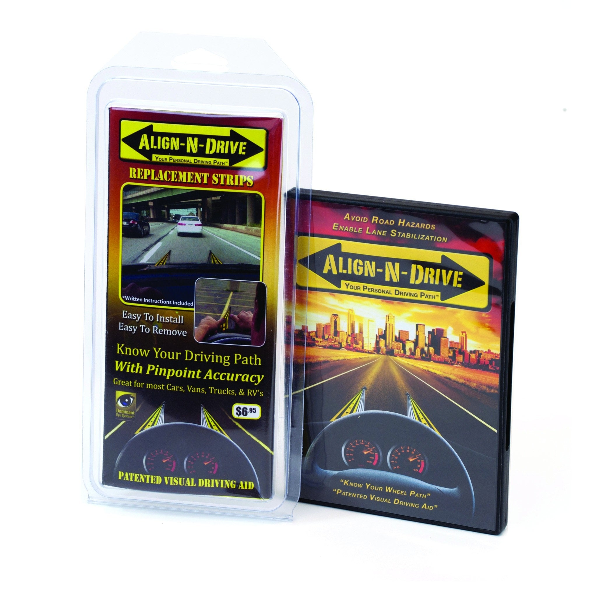 Align-N-Drive - New driver assistance kit