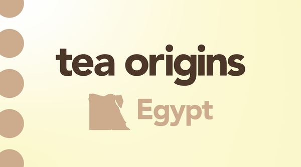 The History and Cultural Impact of Tea in Egypt