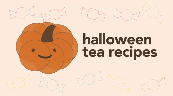 No Tricks, Just Treats with These Halloween Teas