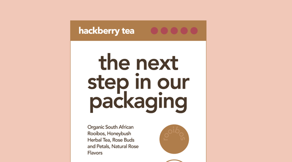 Introducing a New Step in Our Tea Packaging