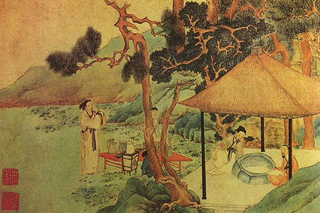 The History of Green Tea