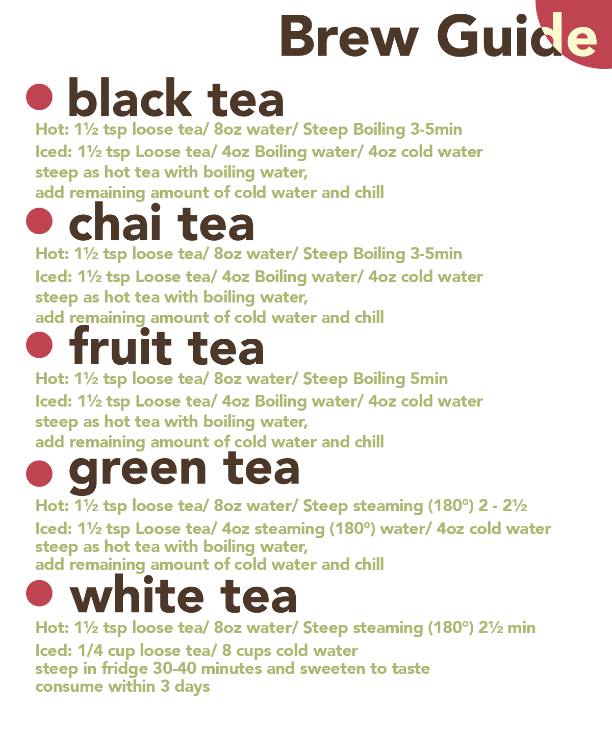 Brew Guide For Hackberry Tea: Gourmet Loose-Leaf Teas