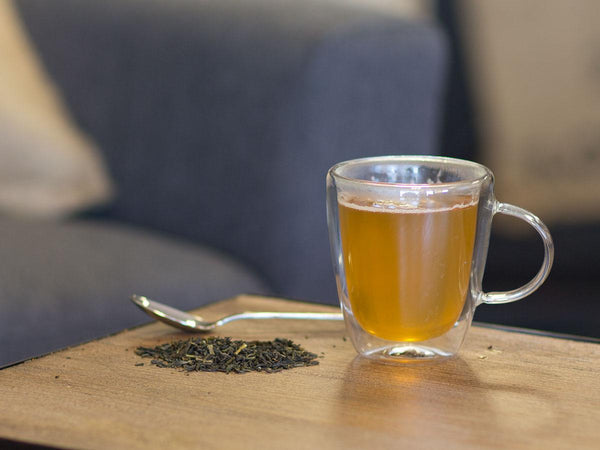 Image of Jasmine Love Tea Brewed as Hot Tea from Hackberry Tea