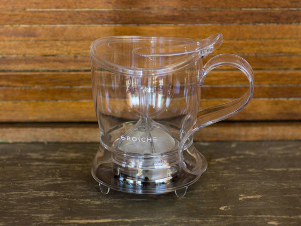 Image of Grosche Aberdeen Tea Steeper, 17.7 oz. from Hackberry Tea