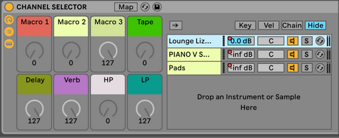 Ableton Live Performance Tips_InstrumentSelector