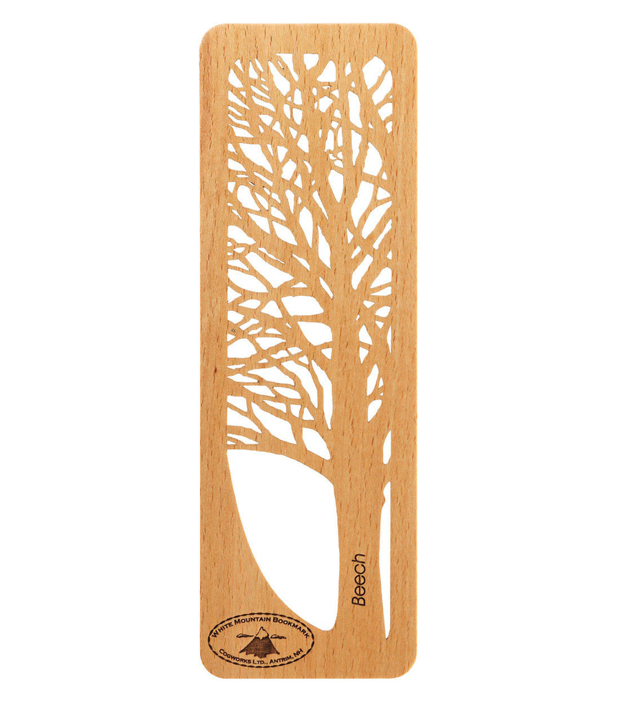 Tree Bookmark -Beech