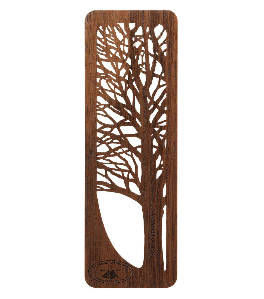 Tree Bookmark -Walnut