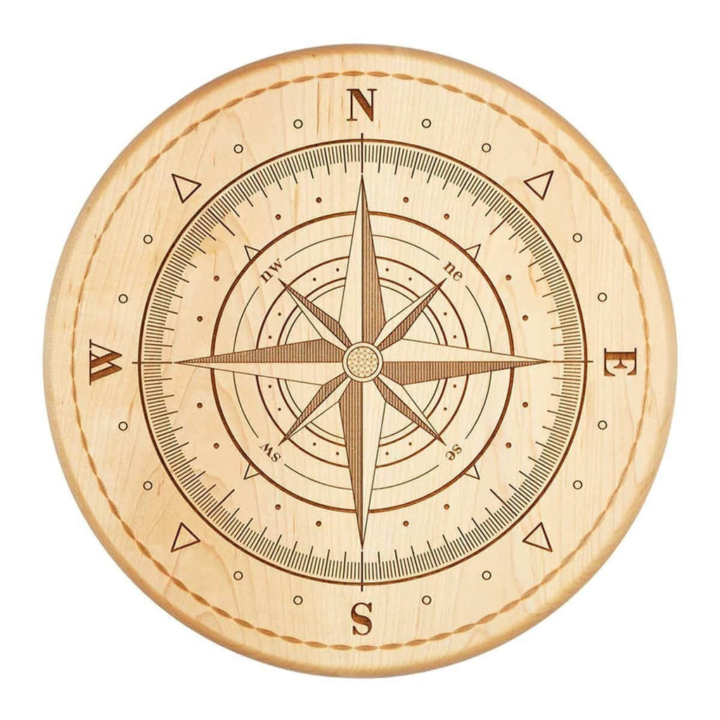 Compass Bread Board