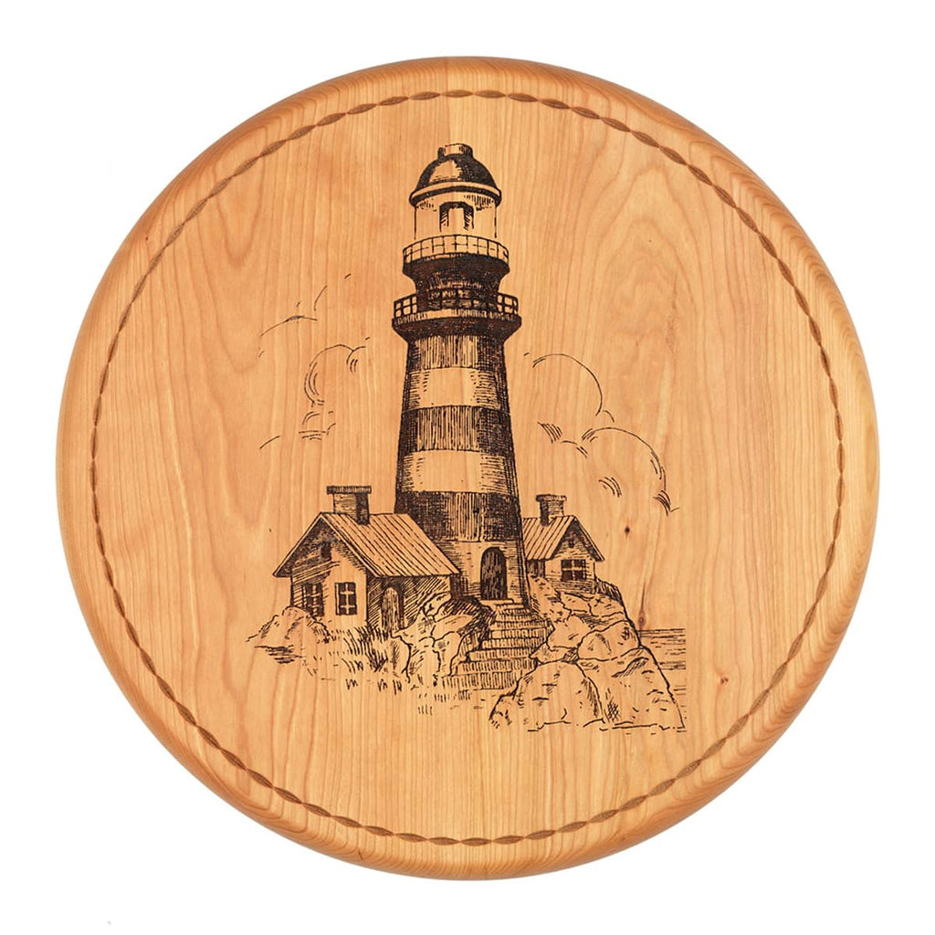 Lighthouse Bread Board